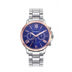 RELOJ MARK MADDOX HOMBRE IP ROSE CALENDARIO DAY / DATE