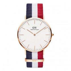 RELOJ DANIEL WELLINGTON CLASSIC CAMBRIDGE 40 MM ROSE GOLD