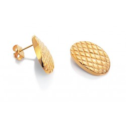 PENDIENTES VICEROY FASHION ACERO  IP DORADO