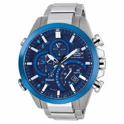 RELOJ CASIO HOMBRE EDIFICE TOUGH SOLAR BLUETOOTH-EQB-500DB-2AER