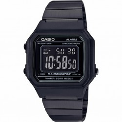 RELOJ B650WB-1BEF CASIO DIGITAL COLLECTION RESINA NEGRO