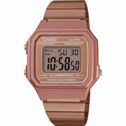 RELOJ B650WC-5AEF CASIO VINTAGE DIGITAL RESINA IP ROSE