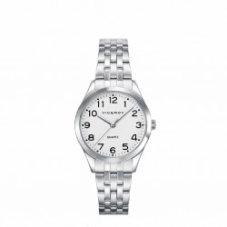 RELOJ VICEROY CLASSIC MUJER ACERO