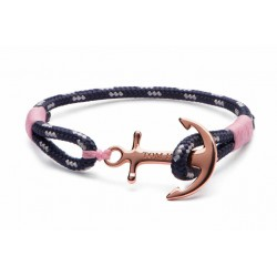 PULSERA TOM HOPE ROSE GOLD