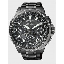 RELOJ CITIZEN PROMASTER NAVIHAWK GPS SATELLITE WAVE SKY PREMIER SUPER TITANIUM DURATECT-CC9025-51E