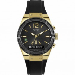 RELOJ C0002M3 GUESS UNISEX  CONNECT BLUETOOTH HYBRID SMARTWATCH CRONÓGRAFO