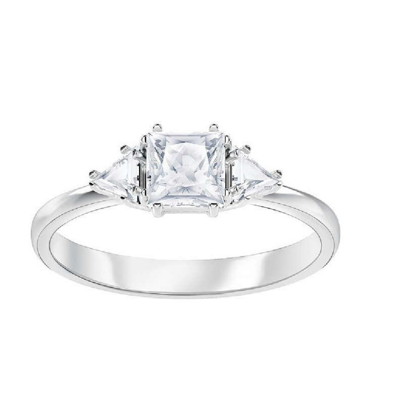 ANILLO SWAROVSKI ATTRACT TRILOGY, BLANCO,...