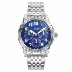 RELOJ VICEROY HEAT CADETE ACERO CALENDARIO MULTIFUNCION