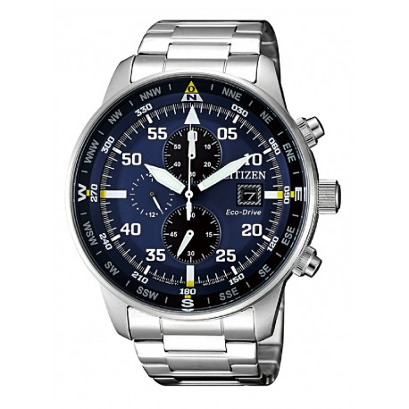 RELOJ CA0690-88L CITIZEN OF COLLECTION CRONO AVIATOR