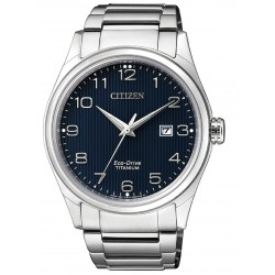 RELOJ CITIZEN SUPER TITANIUM ECO DRIVE BM7360-82M