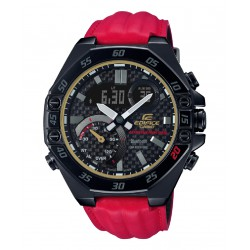 RELOJ CASIO EDIFICE HONDA RACING SAPPHIRE BLUETOOTH ECB-10HR-1AER