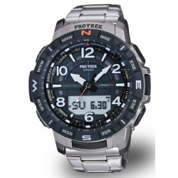 RELOJ CASIO PRO TREK WAVE CEPTOR TOUGH SOLAR PRT-B50T-7ER