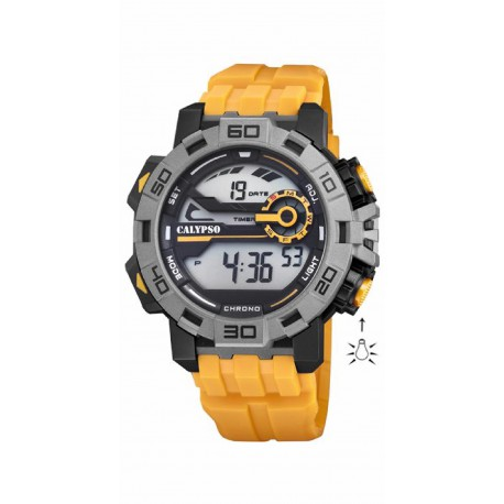 RELOJ CALYPSO DIGITAL FOR MAN K5809/1