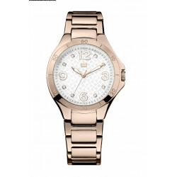 RELOJ TOMMY HILFIGER VICTORIA MUJER ACERO IP ROSE-1781316